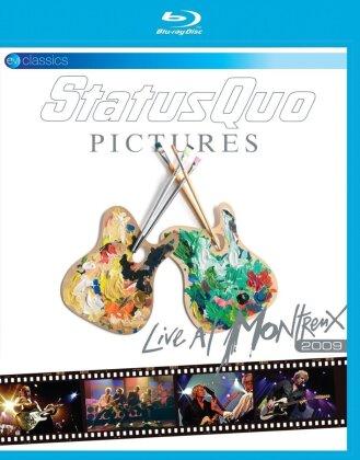 Status Quo - Live at Montreux 2009 - Pictures (EV Classics)