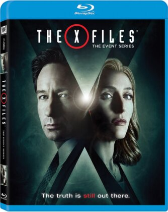 X-Files - The Event Series (Widescreen, 2 Blu-rays)