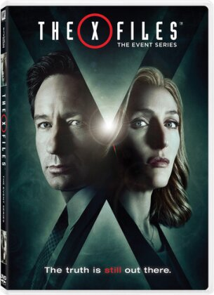 X-Files - The Event Series (Widescreen, 3 DVDs)