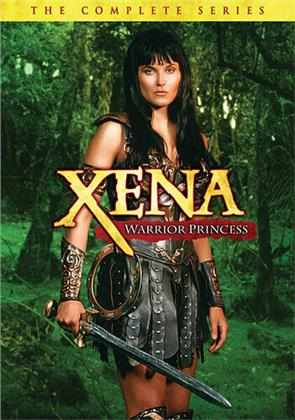 Xena - Warrior Princess - The Complete Series (30 DVDs)