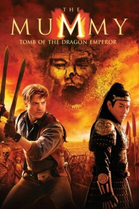 The Mummy - Tomb Of The Dragon Emperor (2008) (Deluxe Edition, 2 Blu-ray)