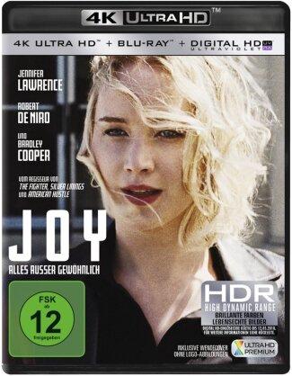 Joy - Alles ausser gewöhnlich (2015) (4K Ultra HD + Blu-ray)