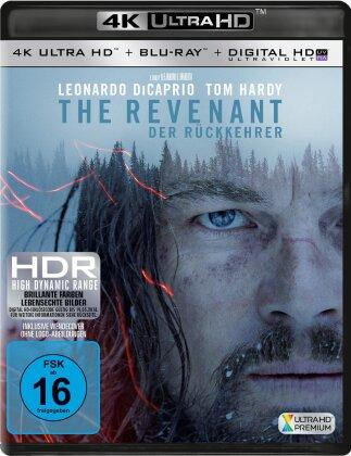 The Revenant - Der Rückkehrer (2015) (4K Ultra HD + Blu-ray)