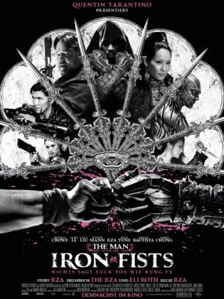 The Man with the Iron Fists (2012) (Extended Edition, Unrated)