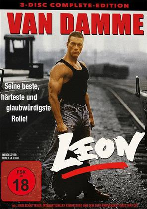 Leon (1990) (Complete Edition, Kinoversion, Uncut, Director's Cut, 3 DVDs)