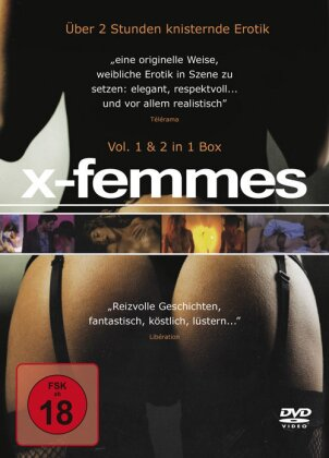 X-Femmes - Vol. 1 & 2 (2 DVDs)