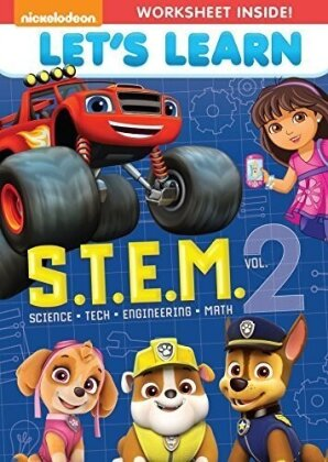 Let's Learn: S.T.E.M. - Vol. 2