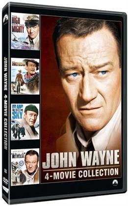 John Wayne - 4-Movie Collection (4 DVDs)