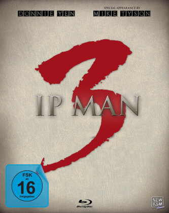 Ip Man 3 (2015) (Steelbook, Uncut)