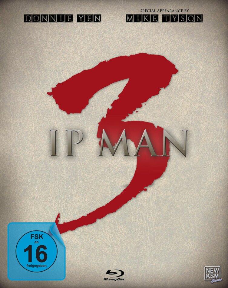 Ip Man 3 (2015) (Steelbook, Uncut)