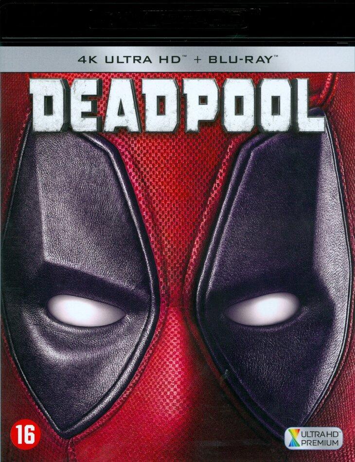 Deadpool (2016) (4K Ultra HD + Blu-ray)