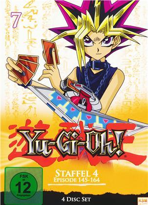 Yu-Gi-Oh! - Box 7 - Staffel 4.1 (4 DVDs)