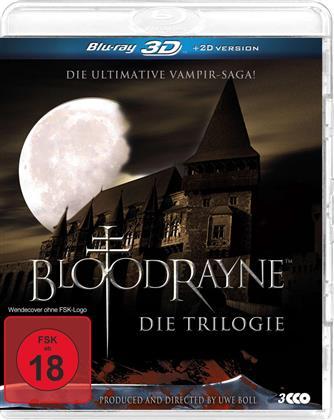 Bloodrayne - Die Trilogie (3 Blu-ray 3D (+2D))