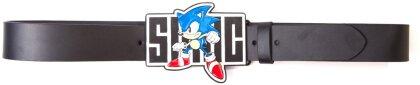 Sega - Full Body Logo Buckle With Belt - Taglia L