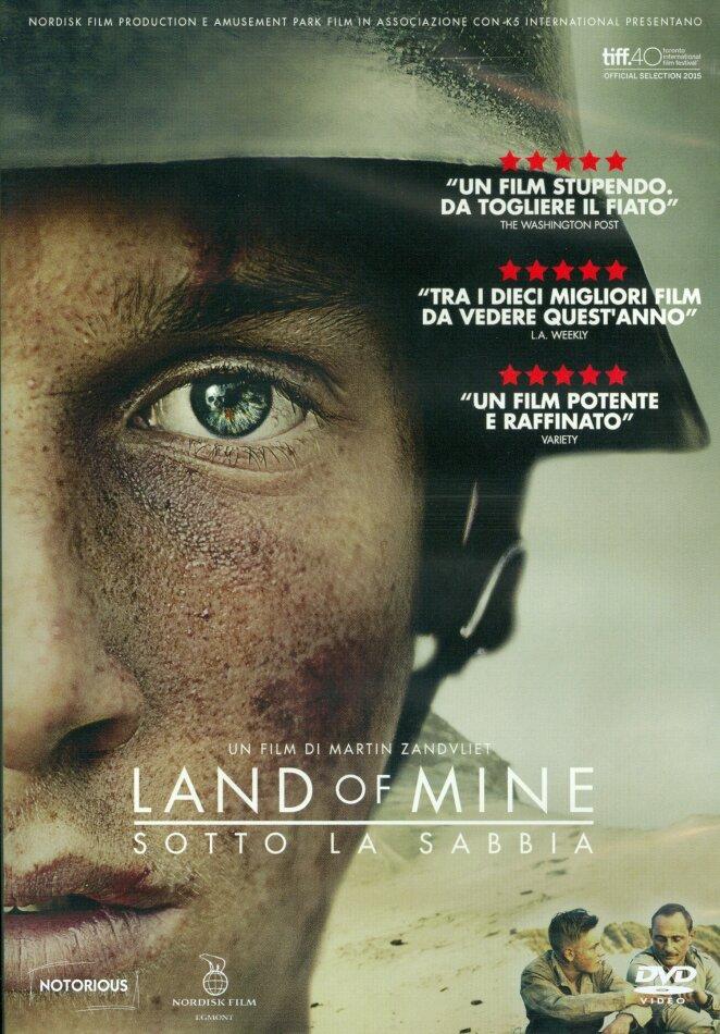 Land of Mine - Sotto la sabbia (2015)