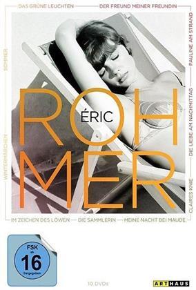 Éric Rohmer (Arthaus, 10 DVDs)