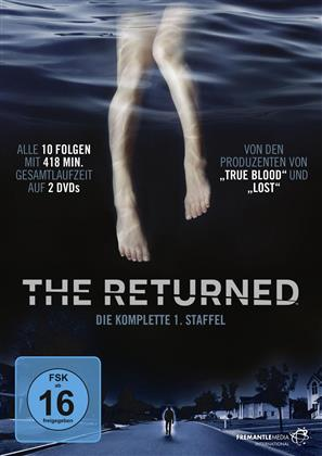 The Returned - Staffel 1 (2015) (2 DVDs)