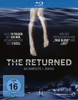 The Returned - Staffel 1 (2015) (2 Blu-rays)
