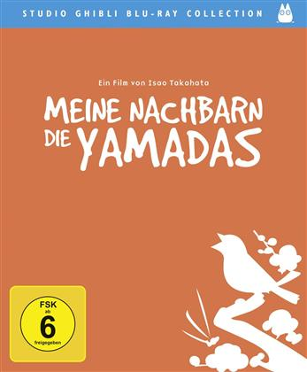 Meine Nachbarn die Yamadas (1999) (Studio Ghibli Blu-ray Collection)