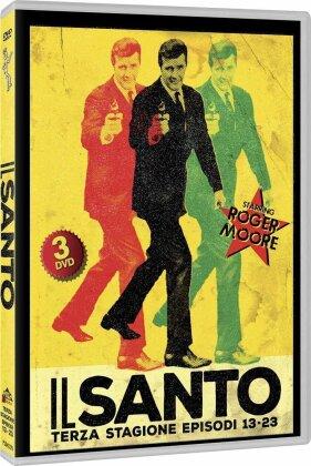 Il Santo - Stagione 3 - Vol. 2 (s/w, 3 DVDs)