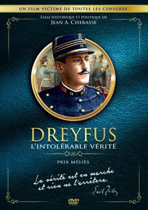 Dreyfus - L'intolérable vérité (2015) (s/w)