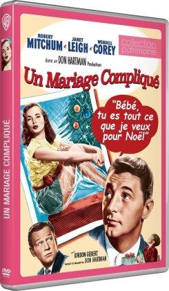 Un mariage compliqué (1949) (Collection Patrimoine, s/w)