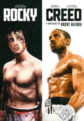 Rocky / Creed - L'héritage de Rocky Balboa (2 DVDs)