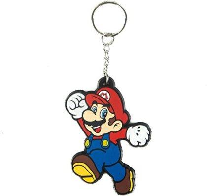 Porte-clef Rubber - Nintendo - Super Mario