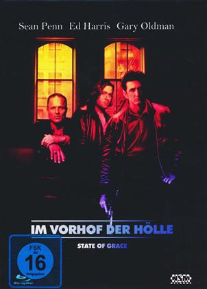 Im Vorhof der Hölle (1990) (Cover A, Collector's Edition, Limited Edition, Mediabook, Blu-ray + DVD)