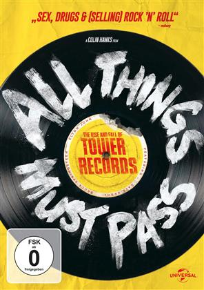 All Things Must Pass - The Rise and Fall of Tower Records (2015)