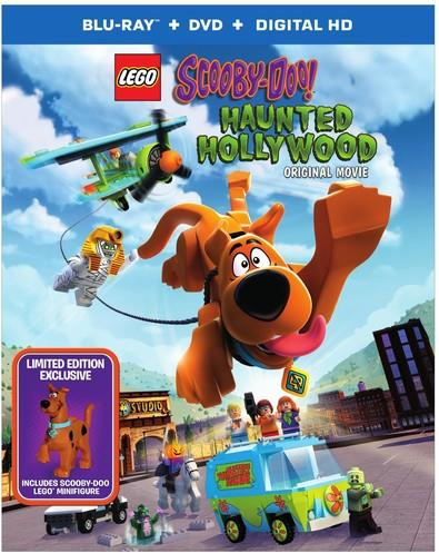 LEGO: Scooby-Doo! - Haunted Hollywood (mit Figur, Limited Edition, Blu-ray + DVD)