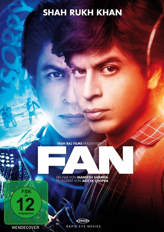Fan (2016) (+ Poster, Edizione Limitata)