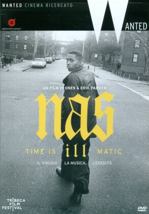 Nas - Time is Illimatic