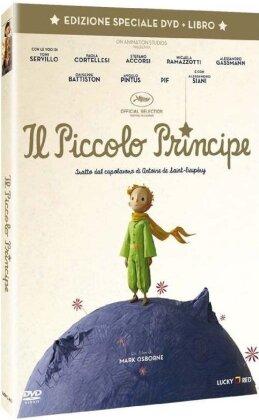 Il piccolo principe (2015) (Collector's Edition, DVD + Buch)