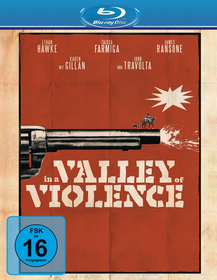In a Valley of Violence (2016)