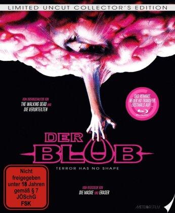 Der Blob (1988) (Limited Collector's Edition, Mediabook, Uncut)