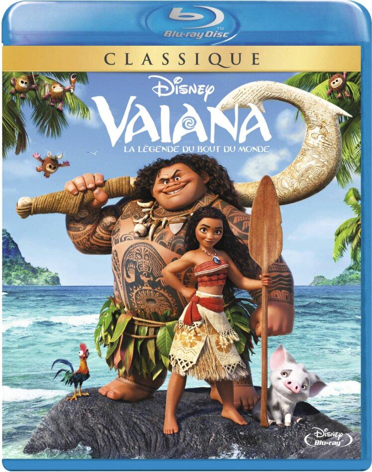 Vaiana - La légende du bout du monde (2016) (Classique)