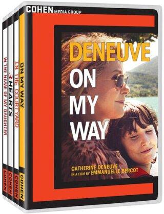 Actress Catherine Deneuve (Cohen Media Group, 4 DVDs)