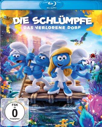 Die Schlümpfe - Das verlorene Dorf (2017)