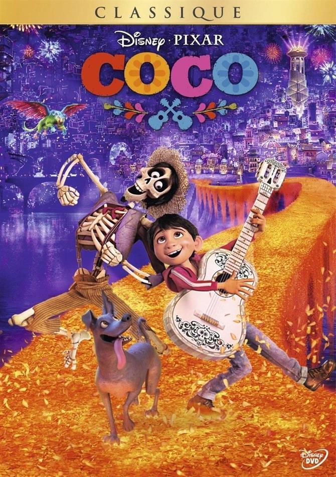Coco (2017) (Classique)