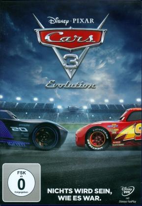 Cars 3 - Evolution (2017)
