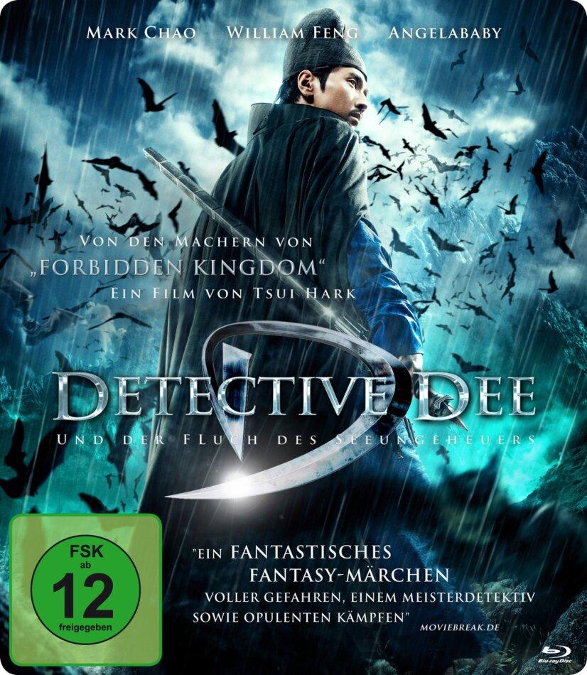 Detective Dee und der Fluch des Seeungeheuers (2013) (Limited Edition, Steelbook)