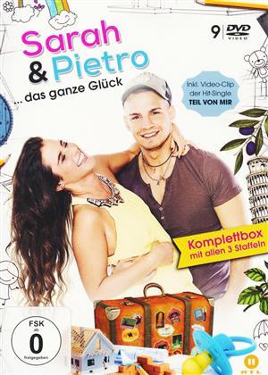 Sarah & Pietro - ...das ganze Glück (9 DVDs)