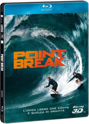Point Break (2015) (Steelbook)
