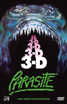 Parasite (1982) (Cover C, Limited Collector's Edition, 2 DVDs)