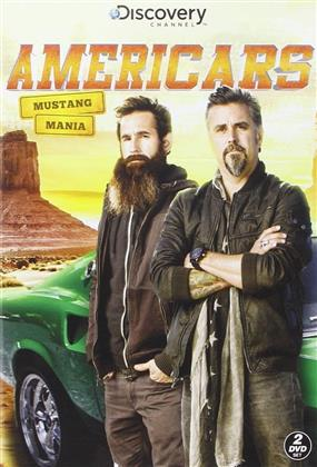 Americars - Mustang Mania (Discovery Channel, 2 DVDs)