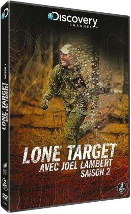 Lone Target avec Joel Lambert - Saison 2 (Discovery Channel, 2 DVD)