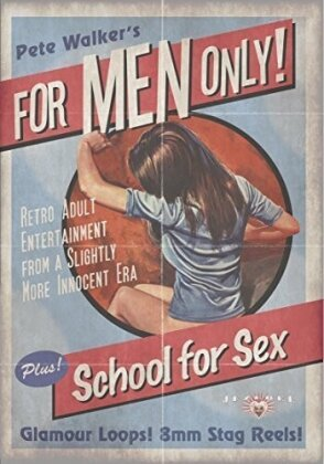 For Men Only / School For Sex (Double Feature)