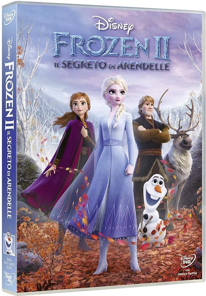 Frozen - Il regno di ghiaccio 2 - Il Segreto di Arendelle (2019)