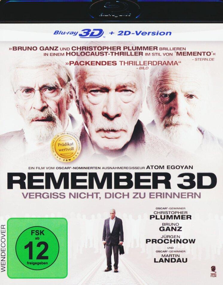 Remember - Vergiss nicht, dich zu erinnern (2015)